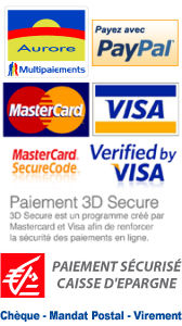 Modes de paiements