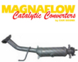 Pot catalytique pour Honda Civic 1.3i 8V Hybrid 1339 cc 70 Kw / 95 cv LDA2 de 01/2006 à 06/2009, Magnaflow
