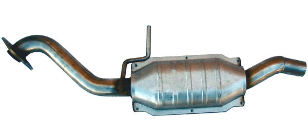 Pot catalytique pour Ford Fiesta 1.1i 1118 cc 36 Kw / 49 cv BL11CFI 4/89>9/92, Magnaflow