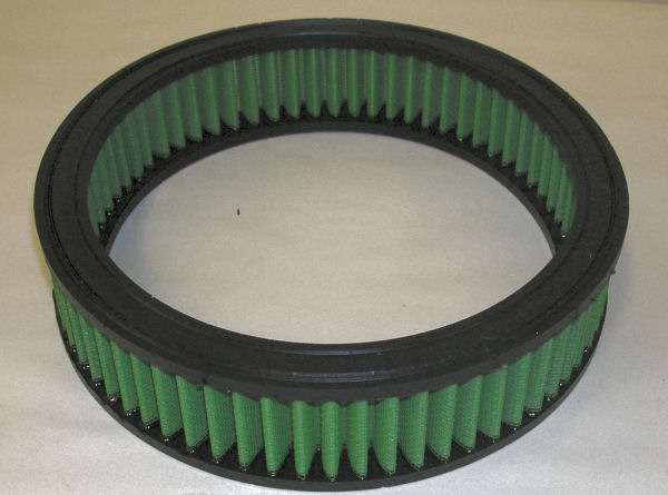 Filtre de remplacement pour Ford Fiesta III 1,1i 89>95, Green
