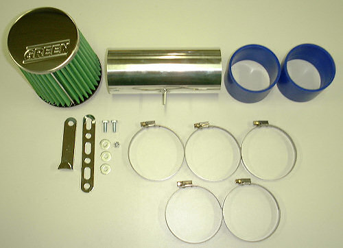 Kit Speed´R standard pour Audi A3 (8L1) 1,9 Tdi de 1996 à 2001 (90 cv), Green