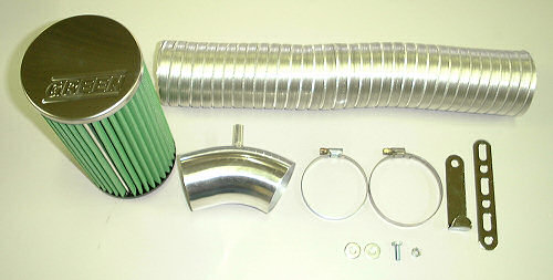 Kit Speed´R standard pour Renault R21 2,0 Turbo Quadra (L48L) de 1987 à 1988 (162 cv), Green