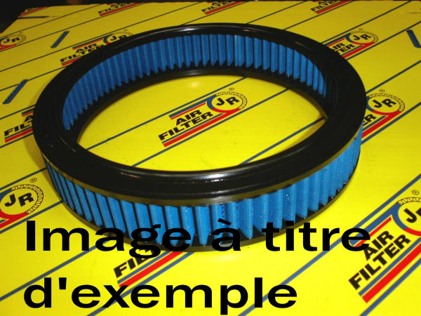 Filtre de remplacement pour Daihatsu Charade G11 Sauf/Excluding Turbo 1/1983-1987, JR Filters