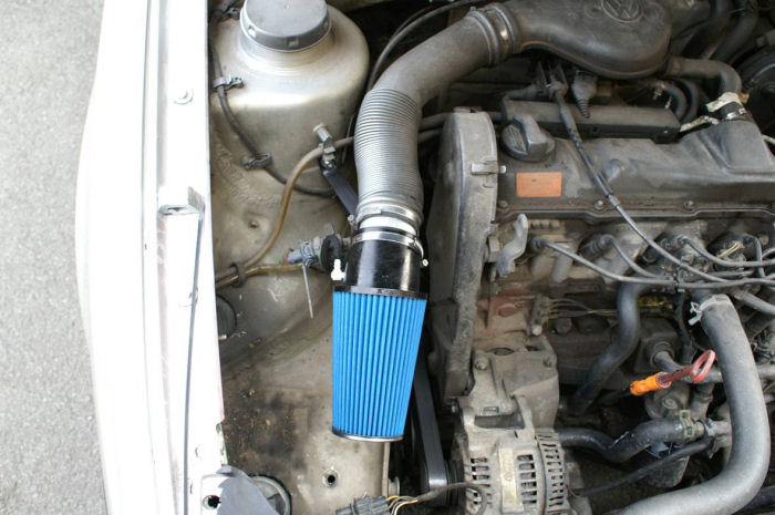 Admission directe Volkswagen Golf 3 + Vento 1,8 8V 1992-> 75/90cv, JR Filters