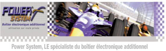 Boitier Additionnel Power System Boitier Additionnel Power