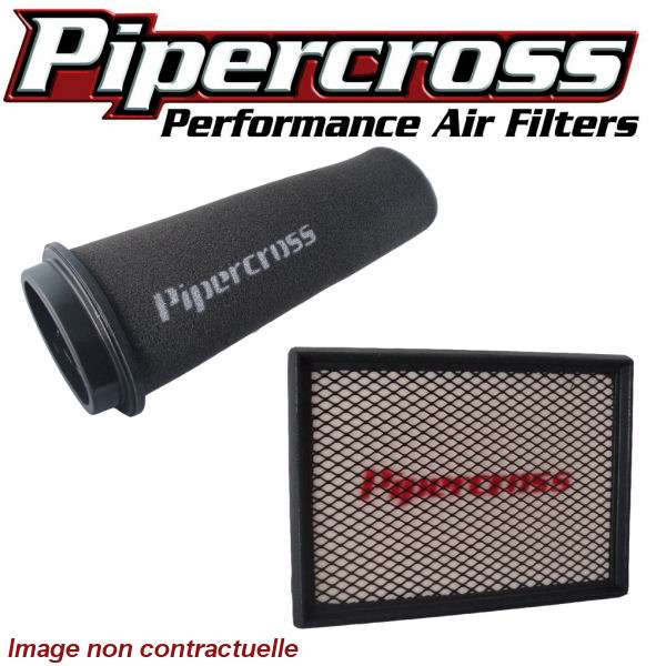 Filtre à air sport pour Citroen Berlingo 1.4 (75bhp) de 10/1996 à 10/2002, Pipercross