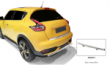 Barre de protection AR Nissan Juke 2014>
