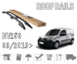 Barres longitudinales Nissan NV250