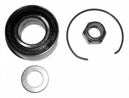 Kit roulement de roue pour Renault R21 2.1 Diesel Break K48H Savanna de 1989 à 1991, avant